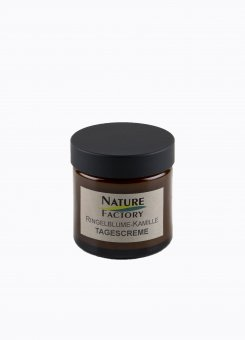 Nature Factory Tagescreme Ringelblume Kamille 50 ml