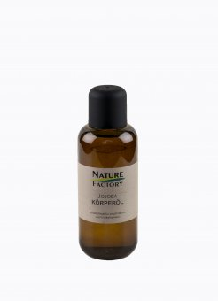 Nature Factory Jojoba Körperöl 125 ml