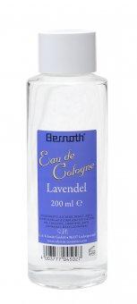 Bernoth Eau de Cologne Lavendel 200 ml