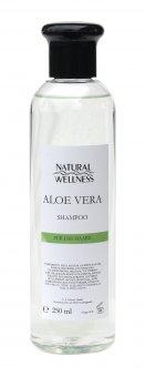 Natural Wellness - Aloe Vera - Shampoo 250 ml