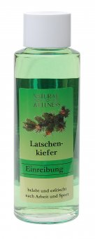 Natural Wellness - Latschenkiefer - Einreibung 200 ml