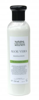 Natural Wellness - Aloe Vera - Bodylotion 250 ml
