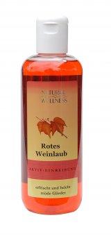 Natural Wellness - Rotes Weinlaub - Aktiv Einreibung 400 ml