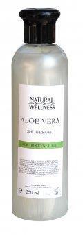 Natural Wellness - Aloe Vera - Showergel 250 ml
