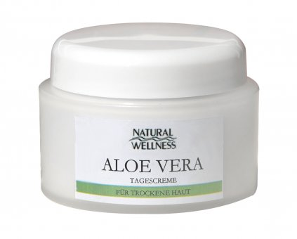 Natural Wellness - Aloe Vera - Tagescreme 50 ml