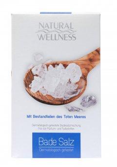 Natural Wellness - Totes Meer - Badesalz vom Toten Meer 1,5 kg