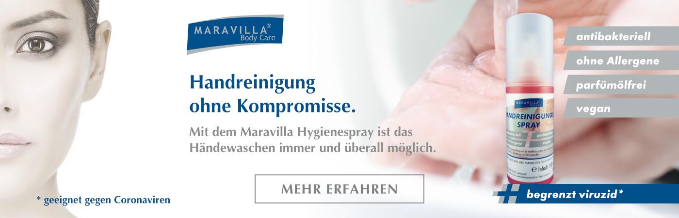 Marvilla Handreinigung Hygienespray